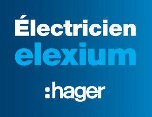 Electricien elexium hager
